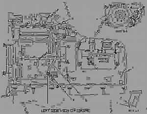 Diagrams Wiring   Caterpillar C13 Belt Diagram