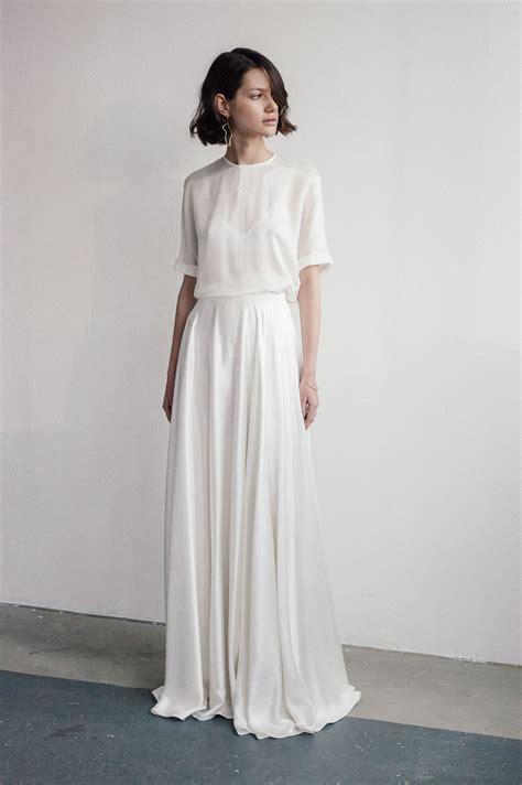 lilly ingenhoven bridal mit diesem elegantem zweiteiler
