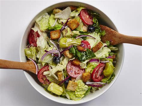 Olive Garden Salads by Copycat Olive Garden Salad Recipe Myrecipes