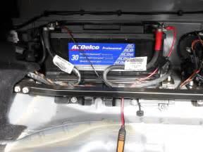Ctek 3300 Battery Charger Installation - Jaguar Forums