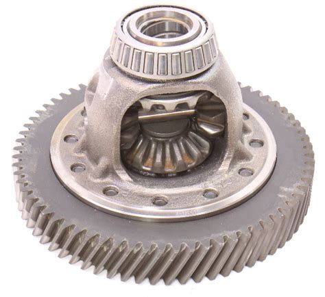 tiptronic transmission differential gears   vw jetta
