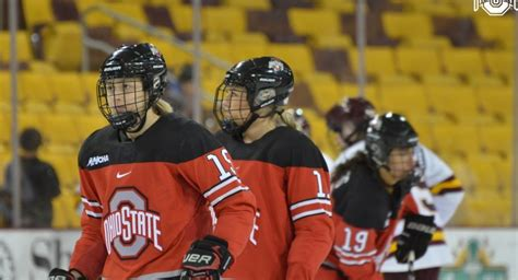ohio state womens ice hockey official thread page