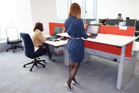 ibm employee help desk think on your feet standing desks