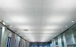 Installer Faux Plafond : comment poser un plafond suspendu ~ Melissatoandfro.com Idées de Décoration