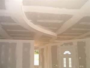 Pose De Faux Plafond : tarif pose faux plafond faux plafonds ~ Premium-room.com Idées de Décoration