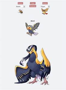 more pokemon fusions