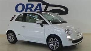 Fiat Montelimar : fiat 500c 1 2 8v lounge occasion mont limar drome ard che ora7 ~ Gottalentnigeria.com Avis de Voitures