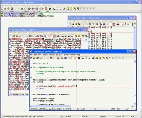 Download Textplorer Freeware Afterdawn Software