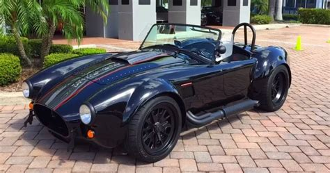 coyote   roush supercharged cobra walking