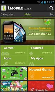 1 Mobile Market Android 1