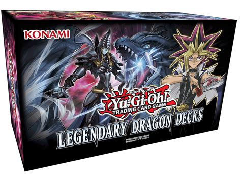 Legendary Dragon Decks Yu Gi Oh Fandom Powered By Wikia