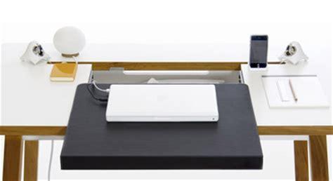 sous bureau ikea le bureau electro ergonomique studiodesk de bluelounge