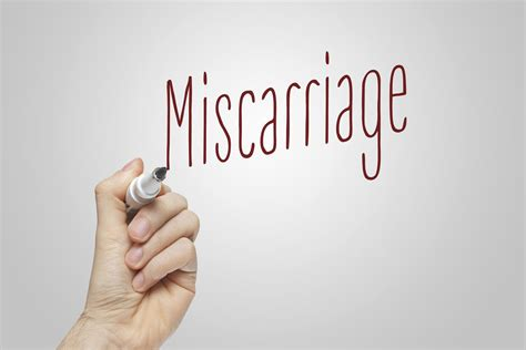 Miscarriage Causes Signs And What To Expect