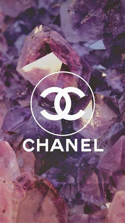 Chanel Iphone Coco Wallpapers Diamonds Pixelstalk