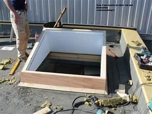 Rehausse Velux Toit Faible Pente : coupole de toit skydome fenetre de toit ~ Nature-et-papiers.com Idées de Décoration