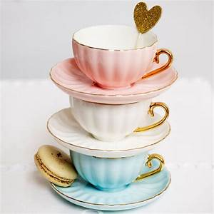 Belle Teacup in Duck Egg Blue – Bombay Duck