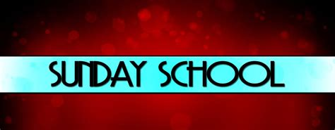 Teen Sunday School Curriculum
