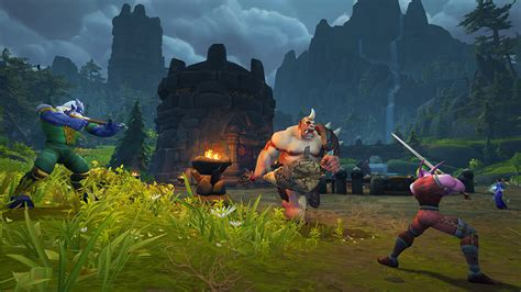 World of Warcraft: Shadowlands pre-expansion patch adds ...