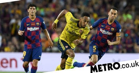 Barcelona the only threat to Pierre-Emerick Aubameyang ...