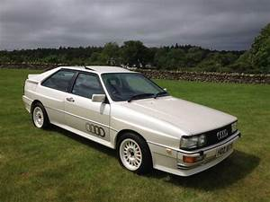 Audi Ur Quattro : 1990 audi quattro ur turbo sold car and classic ~ Melissatoandfro.com Idées de Décoration
