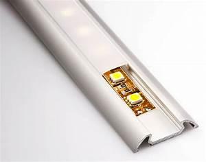 Led Strip Profil : angled surface mount aluminum profile housing for led strip lights klus stos alu series ~ Buech-reservation.com Haus und Dekorationen