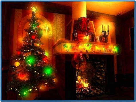 christmas screensavers