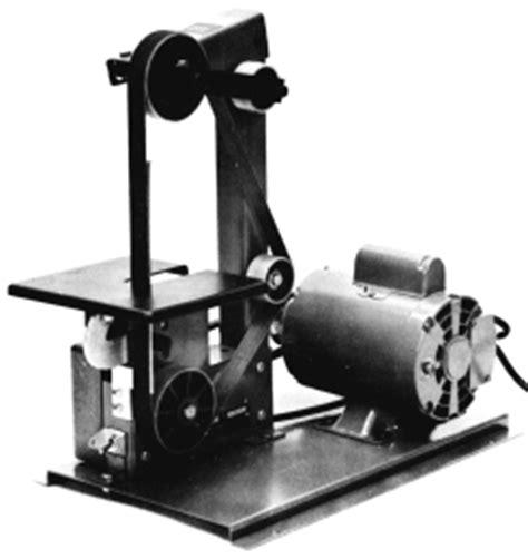 rockwell  belt sandergrinder operator part manual