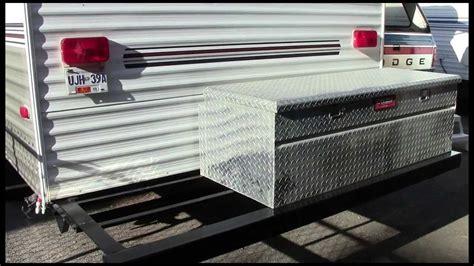 Modification Suprafit Box by Rv Bumper Storage Box Doovi