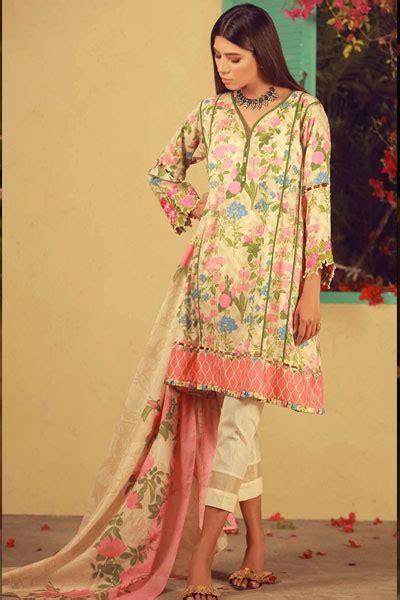 latest khaadi lawn dress designs   perfect