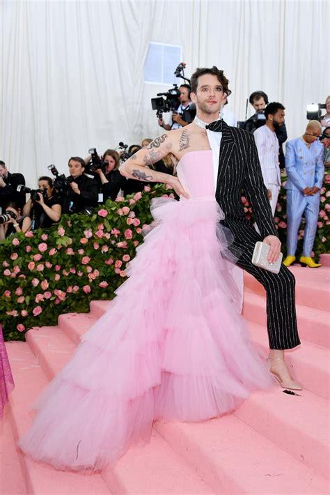 mens fashion   met gala  popsugar fashion