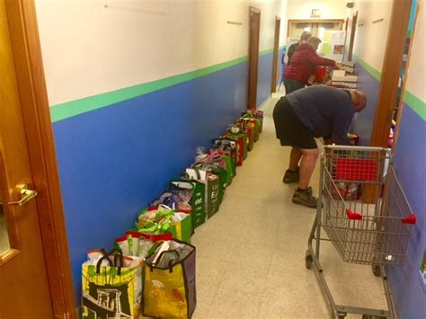 Pantry Food Delivery by The Elks Food Pantries Senior Delivery Program Hits 38