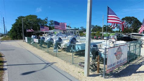 The Boat Depot by About Boat Depot Located In Key Largo Florida