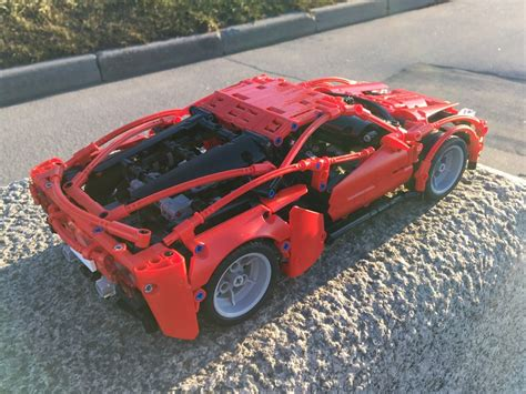 Choose from contactless same day delivery, drive up and more. MOC Ferrari F8 Tributo - LEGO Technic and Model Team ...