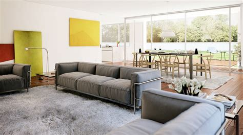 Fabulous Open Plan Living Rooms With A View by Open Plan Living Room Diner Interior Design Ideas