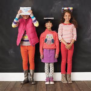 Back to School Clothes Girls