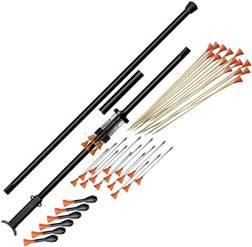 samurai kitchen knives cold steel big bore 5 foot 2 blowgun swords of might