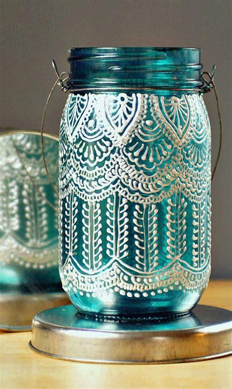 Decorating Ideas Glass Jars by Upclose Detail Dotandbo Hardpin Creative Jars