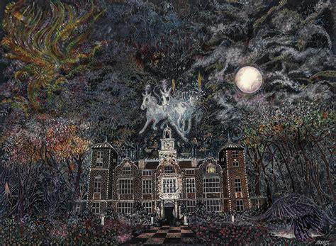 ghost  anne boleyn  blickling  red dot gallery