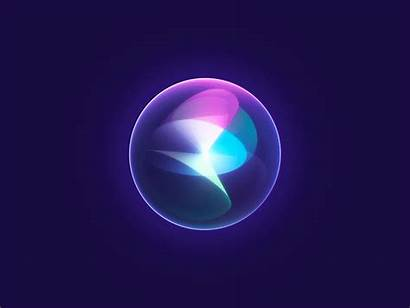 Siri Motion Visual Apple Effect Circle Wallpapers