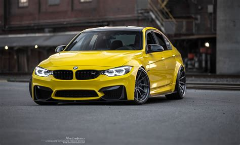 Featured Fitment Bmw M3 With Brixton Forged R10d Wheels