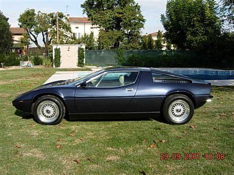 Maserati Merak Ss For Sale by For Sale Maserati Merak Ss Dashboard Bora