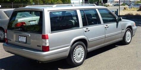 sell used 1996 volvo 960 wagon in sacramento california united states