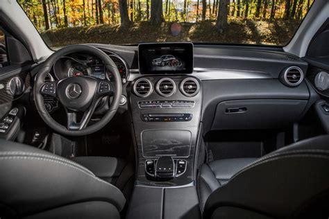 mercedes jeep 2016 interior comparison mercedes benz glc class 2016 vs lexus nx