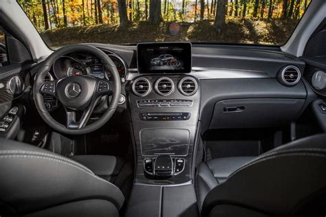 The interior follows the familiar wood, metal, faux leather, and real leather formula from the. Comparison - Mercedes-Benz GLC-Class 2016 - vs - Lexus NX ...