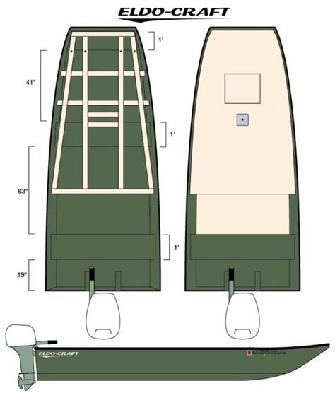 10ft Jon Boat Dimensions by Build Jon Boat Decking Boat Ideas Boating