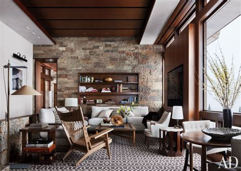 Living Room Rustic by Rustic Living Room By Studio Sofield Ad Designfile