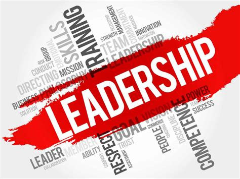 conduct  effective leadership training