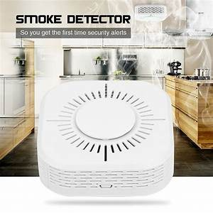 Smoke Alarm Manufacturers Instructions