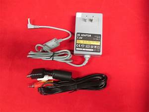 Slim Ps1 Playstation 1 Psone Hookup Connection Kit Power