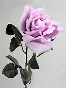 Artificial Silk Premium Rose Medium Single Stem :: Just ...